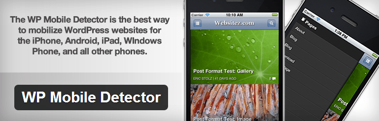 wp-mobile detector