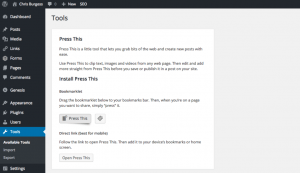 WordPress-4.2-Press-This