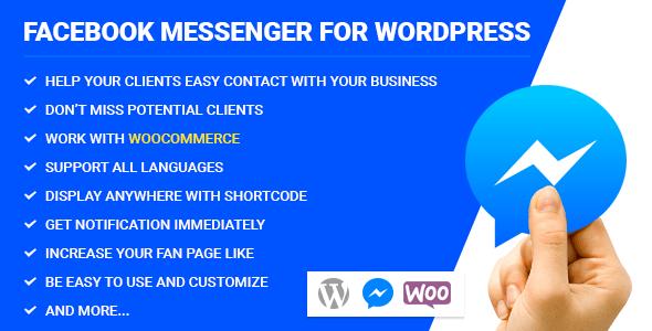 Facebook-Messenger-for-WordPress